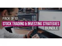 Pack of 10 - Stock Trading & Investing Strategies Bundle