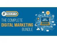 Pack of 15 – The Complete Digital Marketing Bundle
