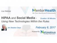 HIPAA and Social Media 2017