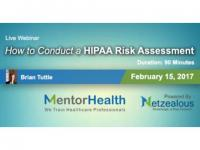 HIPAA Risk Assessment 2017