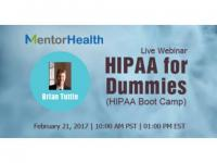 HIPAA for Dummies 2017