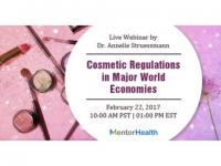 Cosmetic Regulations in Major World Economies 2017