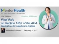 Final Rule on Section 1557 of the ACA 2017