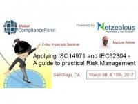 Applying ISO14971 and IEC62304 - A guide to practical Risk Management 2017