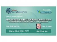 The Simple Secret to HIPAA Compliance 2017