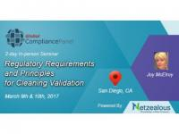 Requirements for Establishing an Effective Cleaning Validation Program 2017