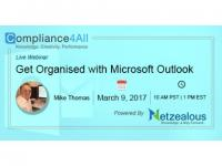 Get Organised Microsoft Outlook every day to manage