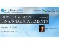 How to analyze financial statements of a company
