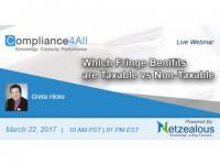 Taxable vs Non-Taxable Fringe Benifits in Finance