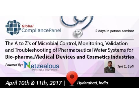 Water System Validation in Pharmaceuticals Industry 2017