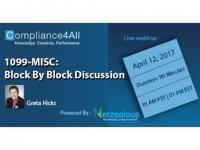 1099-MISC:Block By Block Discussion