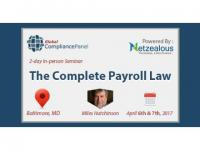 The Complete Payroll Law and Best Payroll Service 2017
