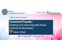 Common Frauds: Creating and Improving Anti-Fraud Controls for Businesses 2017