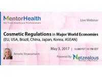 World Economies Cosmetic Regulations Webinar