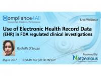 FDA current recommendations on using electronic health records - 2017