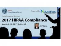 HIPAA Compliance Training 2017 before 30 April 50% Discount for its All Seminars