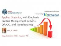 Applied Statistics, with Emphasis on Risk Management 2017 before 30 April 50% Discount