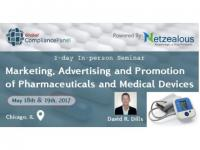 Marketing, Advertising and Promotion of Pharmaceuticals and Medical Devices 2017