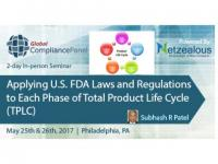 Applying U.S. FDA Laws and Regulations to Each Phase of Total Product Life Cycle (TPLC)