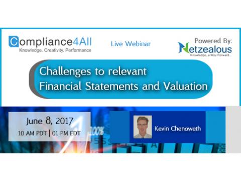 Challenges to relevant Financial Statements - 2017
