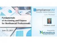 Finance - How to Interpret Nonfinancial Professionals - 2017