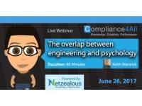 Overlap between Engineering and Psychology - 2017