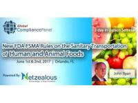 New FDA FSMA Rules 2017- Human and Animal Foods- Before 30 April 50% Discount for its All Seminars
