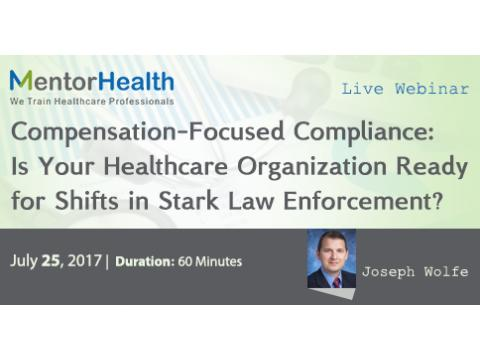 Webinar On Compensation-Focused Compliance