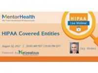 HIPAA Covered Entities: Managing the HIPAA Business Associate Process