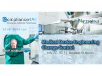 Control Change in Medical Device Engineering - 2017