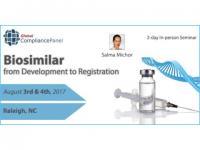 Biosimilar from Development to Registration 2017