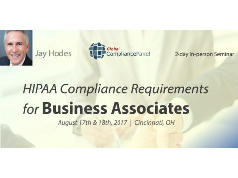 HIPAA Compliance Requirements for Business Associates 2017