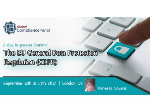 The EU General Data Protection Regulation (GDPR) 2017