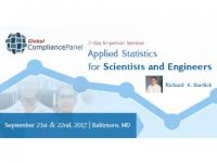 Applied Statistics for Scientists and Engineers 2017