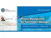 Project Management for Non-Project Managers 2017
