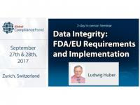 Data Integrity FDA/EU Requirements and Implementation 2017