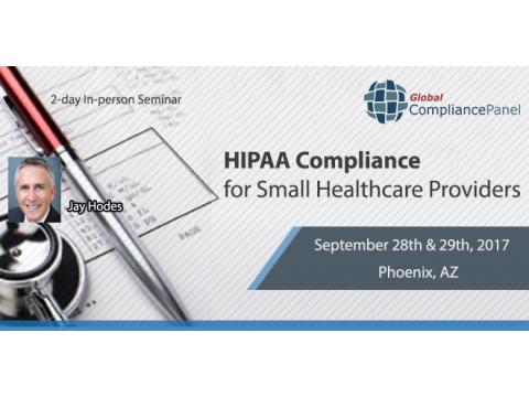 HIPAA Compliance for Small Healthcare Providers 2017