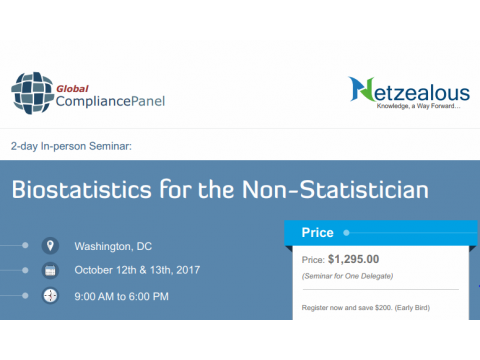 Biostatistics for the Non-Statistician 2017