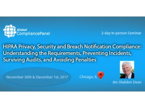 HIPAA Privacy, Security and Breach Notification Compliance 2017