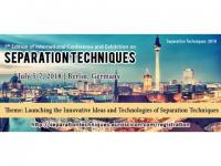 7th Edition of International Conference and Exhibition on Separation Techniques
