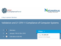 What is Process Validation Report | 21CFR11 Compliance Checklist 2018