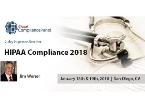 What is the HIPAA Compliance | HIPAA Privacy Compliance Training 2018