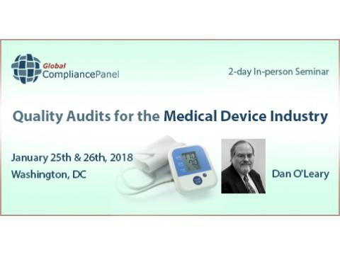 Internal Audit Checklist for Medical Devices | Quality Audit