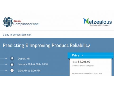 Product Reliability Training Courses | Product Reliability Testing