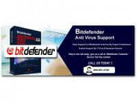 Bitdefender Antivirus Customer Support number