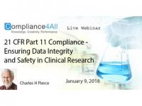 Ensuring Data Integrity and Safety in Clinical Research