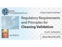 Regulatory Requirements Cleaning Validation | FDA Guidelines 2018