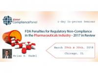 FDA Guidelines for Pharmaceutical Industry | FDA Regulatory 2018