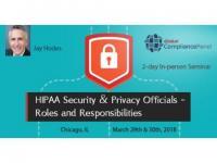 HIPAA Compliance Requirements   HIPAA Privacy Security 2018