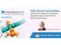 FDA regulations and the ICH GCP recommendations